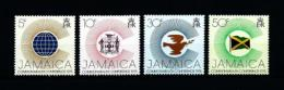 Jamaica  Nº Yvert  402/5  En Nuevo - Jamaica (1962-...)
