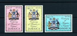 Jamaica  Nº Yvert  371/3  En Nuevo - Jamaica (1962-...)