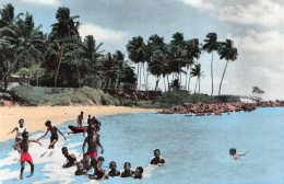 V13512 Cpsm  Guyane - Cayenne, Plage De Montabo - Cayenne
