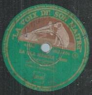 "78 Tours - RICO'S CREOLE BAND - VOIX 104 "" LA OLA MARINA "" + "" QUIZAS, QUIZAS, QUIZAS "" - 78 Rpm - Gramophone Records"