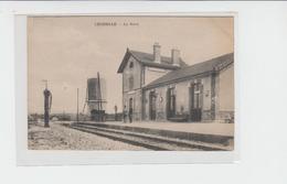 77 LECHELLE - LA GARE - France