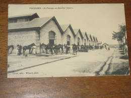 VOUZIERS /  Le Pansage Au Quartier Savary - Vouziers