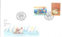 FDC 2001 - Finland