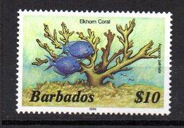 Sello Nº 618  Barbados - Fishes