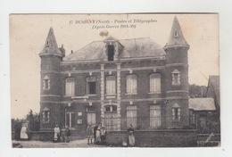 59 - BUSIGNY / POSTES ET TELEGRAPHES (APRES GUERRE 1914-19) - Autres Communes