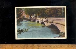 L'ISLE SUR SORGUE Vaucluse 84 : Le Pont Des 5 Eaux - L'Isle Sur Sorgue