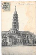 31 - Toulouse - Abside Saint-Sernin - Ed. M. B. N° 12 - 1908 - Toulouse