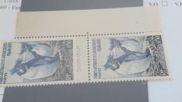 LOT 397645 TIMBRE DE COLONIE TAAF NEUF** VARIETE COULEUR  DEPART A 1€ - Terres Australes Et Antarctiques Françaises (TAAF)