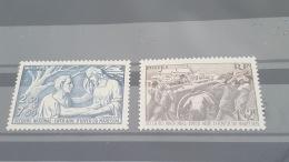 LOT 397671 TIMBRE DE FRANCE NEUF** N°497/498 VALEUR 14,3 EUROS  DEPART A 1€ - France