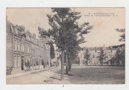 59 - CANTELEU LEZ LILLE / PLACE DE L'AMIRAL COURBET - Lille
