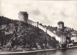 CARTOLINA - POSTCARD - TURCHIA - LE BOSPHORE - ROUMELI HISSAR - Turchia