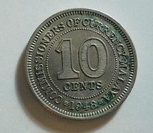 Malaya 10 Cents 1948 - Malaysie