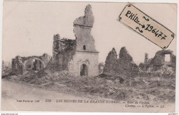 55 Charny - Cpa / Guerre 14-18 - L'Eglise. - France