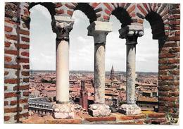 31 - TOULOUSE - La Tour Des Cordeliers Et Le Clocher De La Basilique St Sernin - Ed. Théojac N° 9 - 1971 - Toulouse