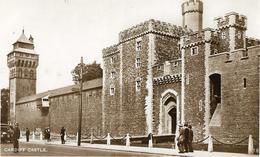 Cardiff Castle - Pays De Galles