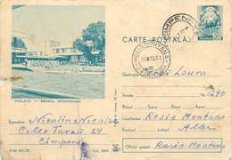 D1281 Romania Galati - Roumanie