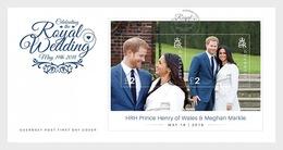 Guernsey - Postfris / MNH - FDC Sheet Huwelijk Prins Henry En Megan 2018 - Guernsey