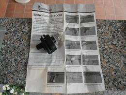 BROWNING GUN LOCKS - BLOCCHETTO CHIUDI ARMA DELLA BROWNING - Equipaggiamento