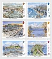 Guernsey - Postfris / MNH - Complete Set Europa, Bruggen 2018 - Guernsey