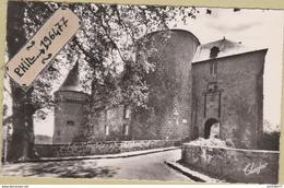 87 Rochechouart - Cpsm / Le Château, La Tour Du Lion. - Rochechouart
