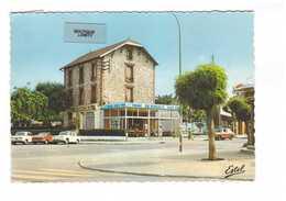78 Les Clayes Sous Bois Café Bar Tabac Pmu Le Rallye Rue Maurice Jouet Et Place De La Gare CPSM GF Cachet Clayes 1973 - Les Clayes Sous Bois