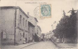 (46)   SAINT DENIS En BUGEY -  La Grand' Rue - Autres Communes