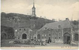 ABBAYE DE FLÔNE : Cour De L'école, Belle Animation - Amay