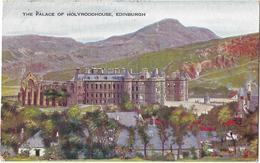 The Palace Of Holyroodhouse, Edinburgh - Ecosse