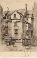 House In Which Dohn Knox Died, Edinburgh - Ecosse