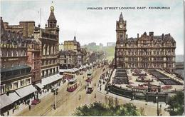 Princes Street Looking East, Edinburgh - Ecosse