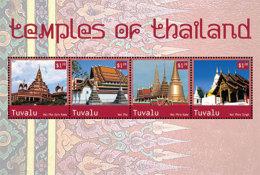 Tuvalu 2013 Temples Of Thailands  I201805 - Tuvalu