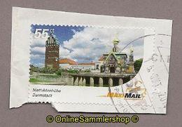 L13) Privatpost - Maxi Mail - Mathildenhöhe Darmstadt - Privatpost