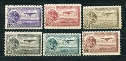 Mexico Nr.606/11       **  Mint       (319) - Messico