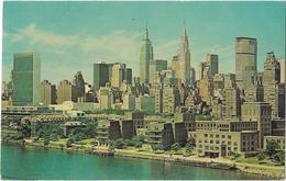 Mitdown Manhattan Skyline - New-York City - Manhattan