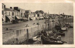 SAINT GILLE LE QUAI - Saint Gilles Croix De Vie