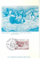 Tiziano Vecellio-La Madonna In Gloria ...13.5. 1976, L.100 - Cartes-Maximum (CM)