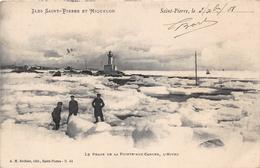 ¤¤   -   ILES SAINT-PIERRE-et-MIQUELON  -  Saint-Pierre  -  Le Phare De La Pointe-aux-Canons  -  Phare  -   ¤¤ - Saint-Pierre-et-Miquelon