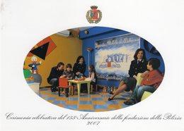Palermo  2007 - 155° Anniversario Della Fondazione Della Polizia - - Polizia – Gendarmeria