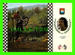 SPORTS MOTO - JO LAMMERS, HOLANDA - SERIE MOTOCROSS No 24 - BULTACO 103.5 KG, 32.5 CV - - Sport Moto