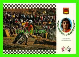 SPORTS, No 18, SERIE MOTOCROSS - HANS MAISCH (ALLEMAGNE) - MOTO, MAICO, 93.5 Kg, 34. C.V. - - Sport Moto