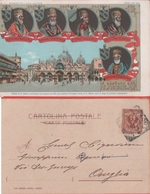 San Marco E I Suoi Dogi. Venezia. Viaggita 1918 - Venezia