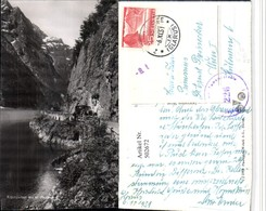 502672,Klöntalersee See M. Postauto Kt Glarus Zensurstelle 226 Stempel - GL Glarus