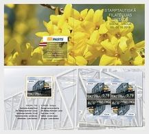 Letland / Latvia - Postfris / MNH - Booklet Europa, Bruggen 2018 - Letland
