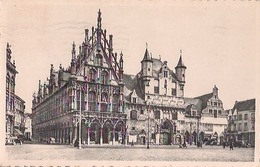 MÂLINES    Hôtel De Ville Et Ancienne Halle Aux Draps - Machelen