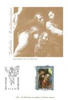 Raffaello-Transfiguration, 30.9. 1976, L.100 (2scans) - Cartes-Maximum (CM)