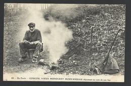 * COUCOU Vieux Mendiant Morvan - Bourgogne