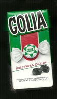 Scatola In Cartoncino - Golia  Gommose Liquirizia - Scatole/Bauli