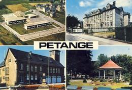 LUXEMBOURG - CARTE De PETANGE - Pétange