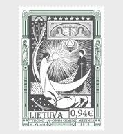 Litouwen / Lithuania - Postfris / MNH - 150 Jaar Vydunas 2018 - Lithuania