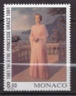 Monaco - 1991 - Princesse Grace - N° 1786 - Neufs ** - MNH - Mónaco